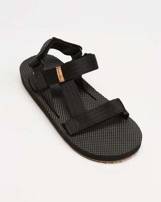 Freewaters Women's Black Sandals - Supreem Sport - Size One Size, 7 at The Iconic