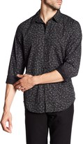 Calvin Klein Jeans Modern Fit Microfloral Patterned Shirt