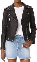Rebecca Minkoff Bougainvillea Leather Jacket