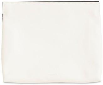 Jil Sander Folded Leather Clutch