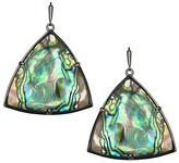 Kendra Scott Nikki Drop Earrings in Abalone Shell