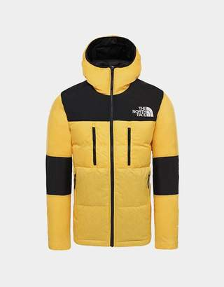 The North Face Himalayan Down Padded Jacket Yellow
