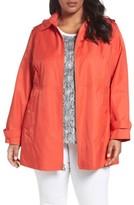 MICHAEL Michael Kors Plus Size Women's A-Line Jacket