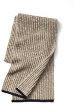 Gap Marl ribbed scarf
