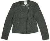 Catherine Malandrino Runway Women's Blazer Jacket Gray (Small)