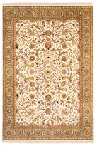 "F.J. Kashanian Agra Hand-Knotted Wool Rug (5'6""x8'6"")"