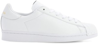adidas Superstar Pure Lt Leather Sneakers