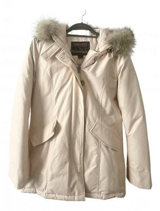 Woolrich Pink Cotton Jackets