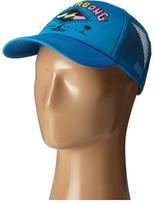 Billabong Retro Logo Trucker Hat