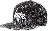 Hype Cap Black/white