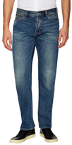 Jean Shop Faded Rocker Straight Jeans