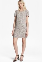 French Connection Rainbow Jewel Embellished Dress