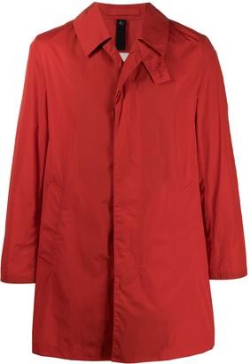 MACKINTOSH London short nylon coat
