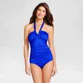 Merona Women Center Halter One Piece