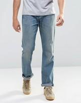 Levis Levi's 501 Original Straight Jeans Nelson Mid Vintage Wash