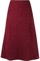 Cecilia Prado mid-length knitted skirt