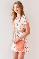 Urban Outfitters BAGGU Leather Crossbody Bag