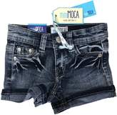 Bassket.com Girls Denim Shorts