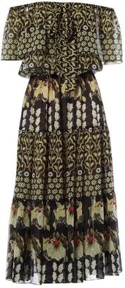 Temperley London Black Polyester Dresses