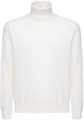 Piacenza Cashmere Cashmere Knit Turtleneck Sweater