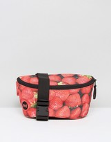 Mi-Pac Mi Pac Classic Fanny Pack in Strawberry Print