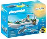 Playmobil Diving Trip Playset