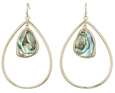Marcia Moran Classic Drop Loop Earrings