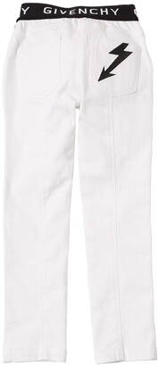 Givenchy Stretch Cotton Denim Jeans