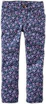 Osh Kosh Print Skinny Jeans (Kid) - Floral Print-8