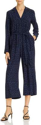 Rails Callan Animal-Print Jumpsuit