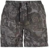 Firetrap Blackseal Sketch Swim Shorts