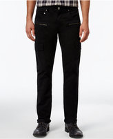 INC International Concepts Men's Esteban Slim-Straight Cargo Pants, Only at Macy's