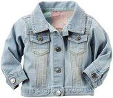 Carter's Denim Jacket (Baby) - Denim - 12 Months