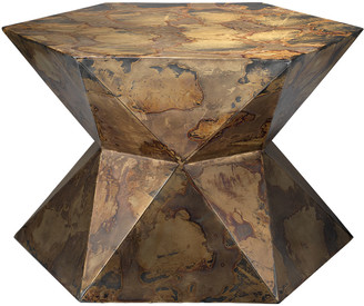Jamie Young Crown Metallic Side Table