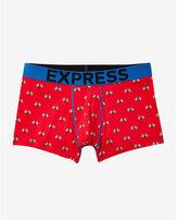 Express checkered flag sport trunk