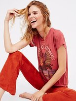 Daydreamer Rolling Stones Dragon Tee by at Free People