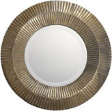 Asstd National Brand Amasa Metal Round Wall Mirror
