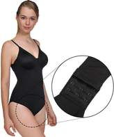 LastFor1 Women's Shapewear Spandex Smooth Body Briefer S