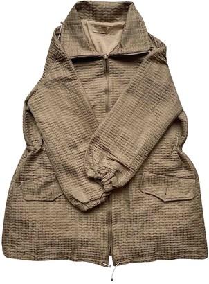 Aigner Beige Trench Coat for Women