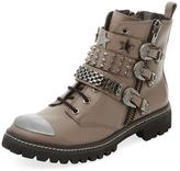 Ivy Kirzhner Molotov Leather Boot
