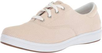 Grasshoppers Women's Janey Ll Textural Stripe Sneaker
