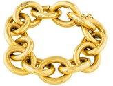 H.Stern 18K Sutras Love & Laughter Link Bracelet
