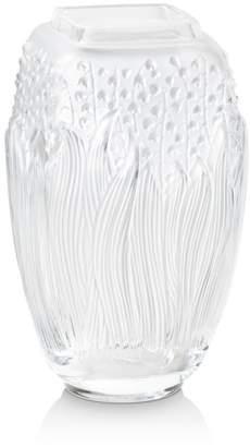 Lalique Muguet Vase