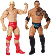 WWE Wrestlemania 32 Ric Flair and The Rock 2-Pack Action Figure