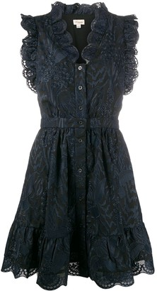 Temperley London Heaven mini dress