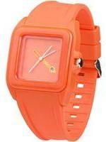 Breo Unisex Cube Orange Watch BTICUB1