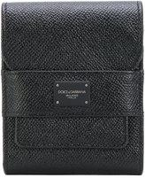 Dolce & Gabbana textured leather wallet