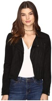 Only Marion Faux Suede Biker Jacket