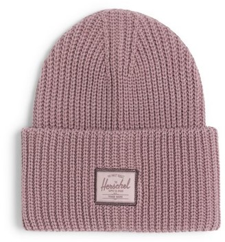 Herschel Juneau Ribbed Hat Ash Rose