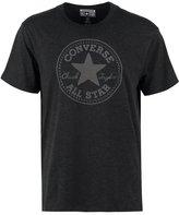 Converse Elevated Print Tshirt Converse Black Heather